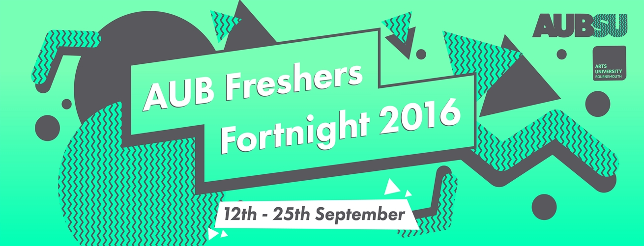 The Official Arts University Bournemouth Freshers Fortnight