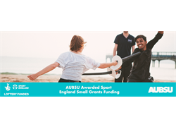 AUBSU Awarded Sport England Small Grants Funding Image